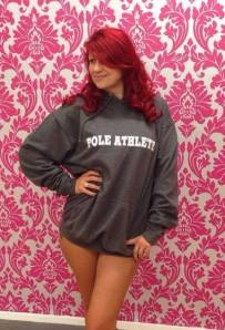 athlete hoody bex