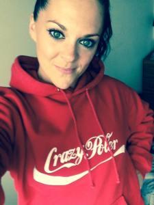 kirsty crazy hoodie